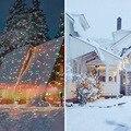 Ano novo Luzes De Natal Ao Ar Livre Gramado Luz Laser Céu Estrela Projector Luz Chuveiro Paisagem Parque Jardim Luz Jardim Festa De Dezembro