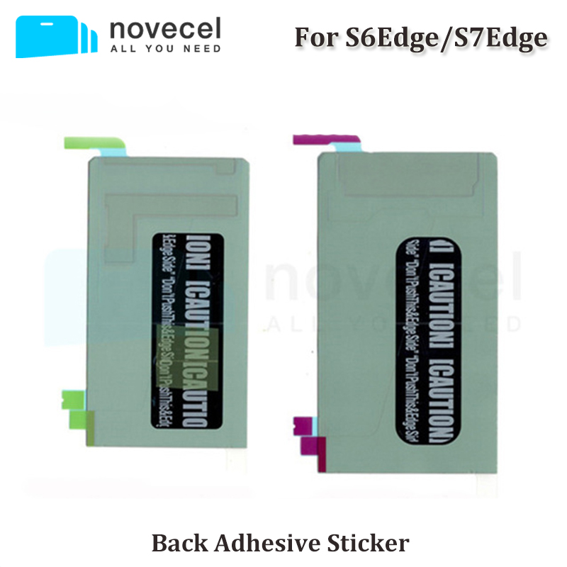 10 PCS LCD Display Backlight Adhesive Tape Sticker Film For S8 S8+ Note 8 S6 edge Plus S ...