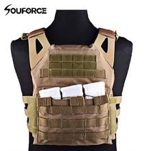 Tactical Vest Chest Protective JPC Vest Outdoor Multi-function Combat Vest Camouflage CS Field Protective Equipment адам в стиле cs go