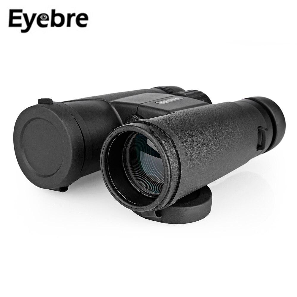 Eyebre Chasse Télescope 10X42 106 m/1000 m HD En Plein Air Pliant Jumelles Télescope Compact Jumelles Profissional Binoculo