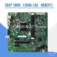 13040 1M For Dell 3847 3800 3000 H81 LGA1150 DDR3 motherboard 088DT1 MIH81R 13040 1M
