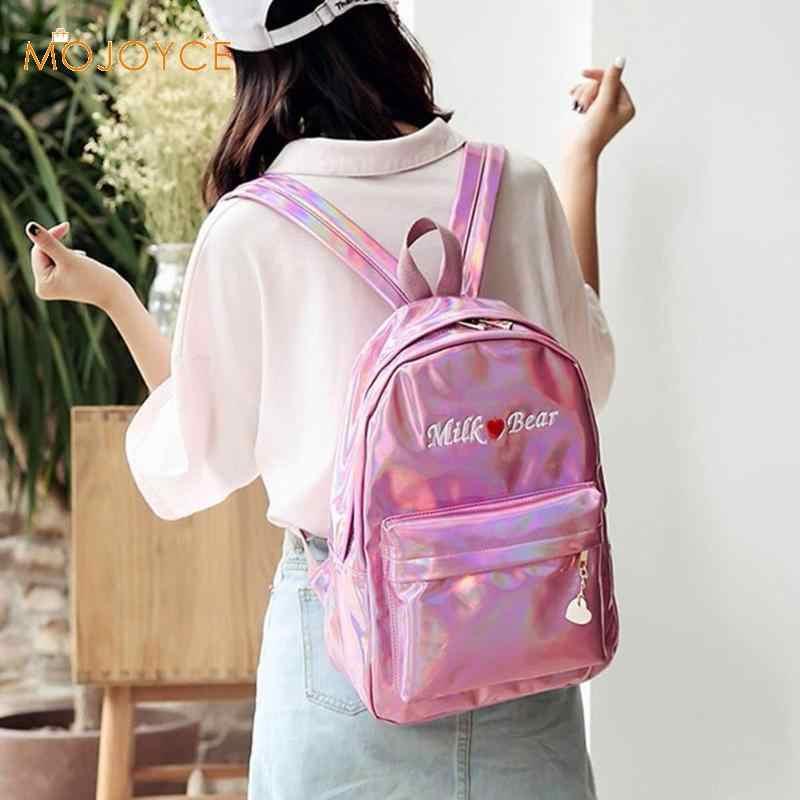 Rua preppy homens/mulheres ombro mochila campus couro plutônio viagem bagpack sacos de escola para meninas adolescentes menina menino sac