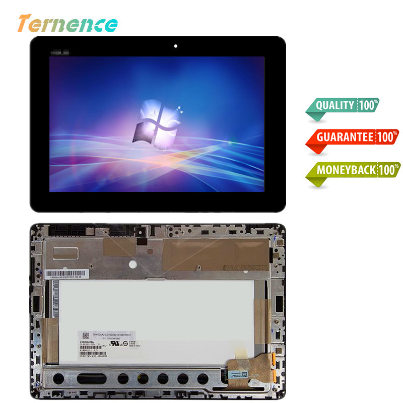 Skylarpu 10.1''inch LCD screen for ASUS MeMO ME302 ME302C ME302KL K005 K00A 5425N LCD Screen Display Touch Digitizer with Frame