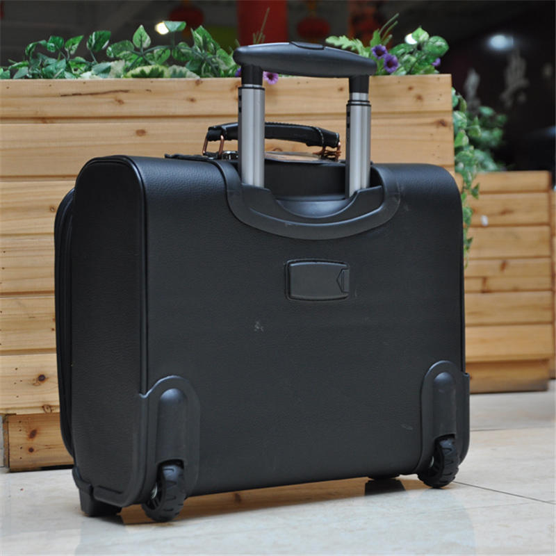 Aliexpress.com : Buy 16 inches business luggage Fashion rolling ...