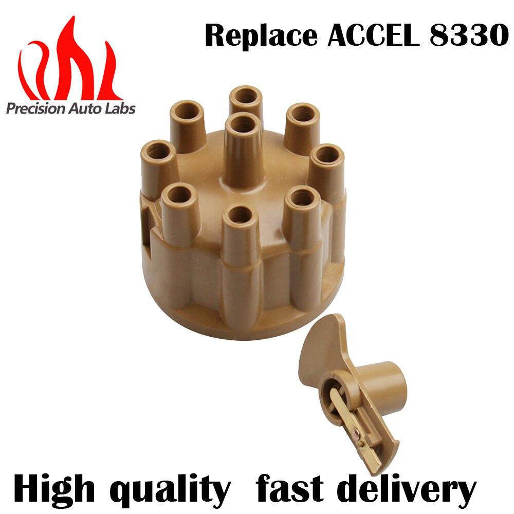 Distributor Cap and Rotor Kits 8330 Female/Socket, Brass Terminals ...