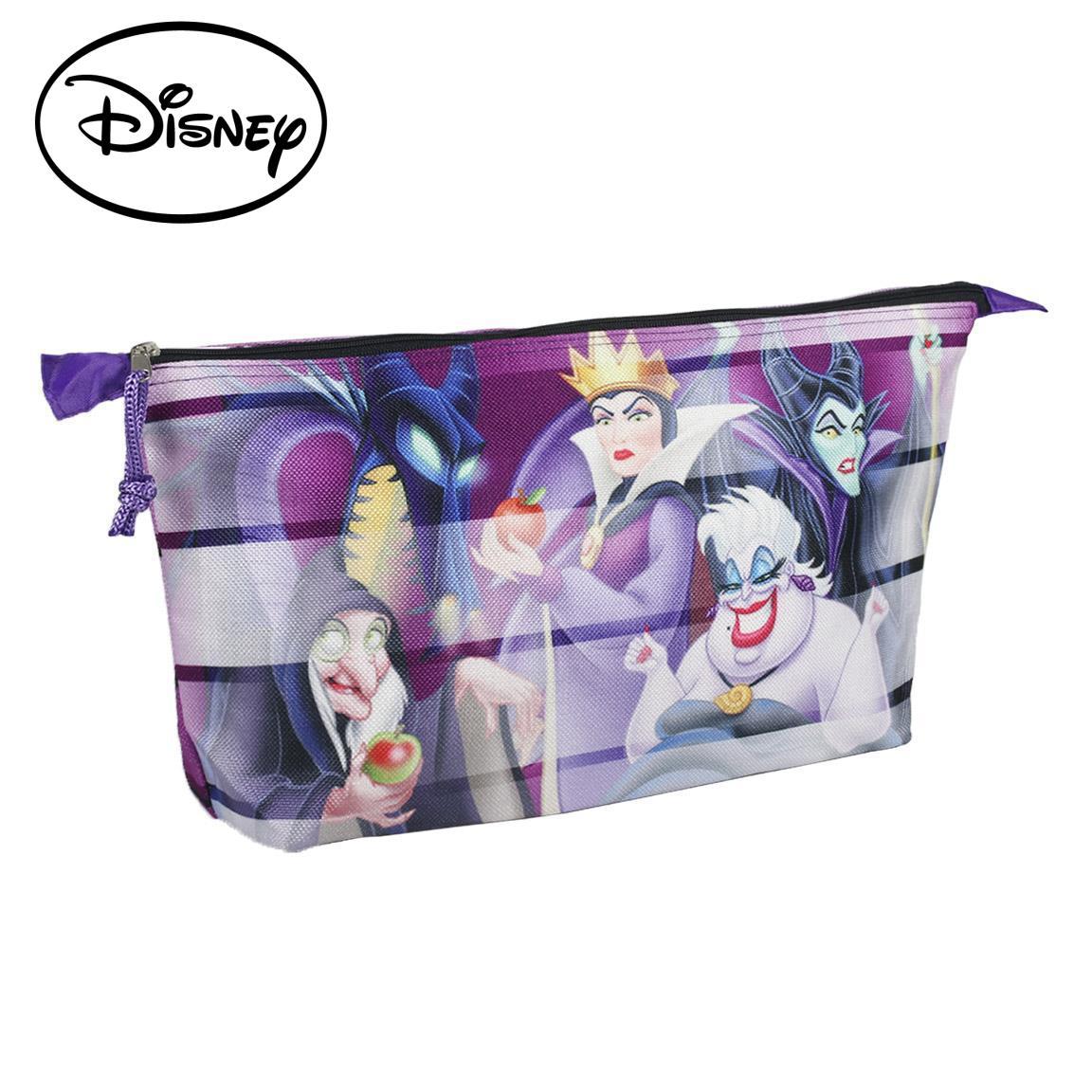 Cosmetic Bag Set Personal Care/travel Classic Disney Villanas