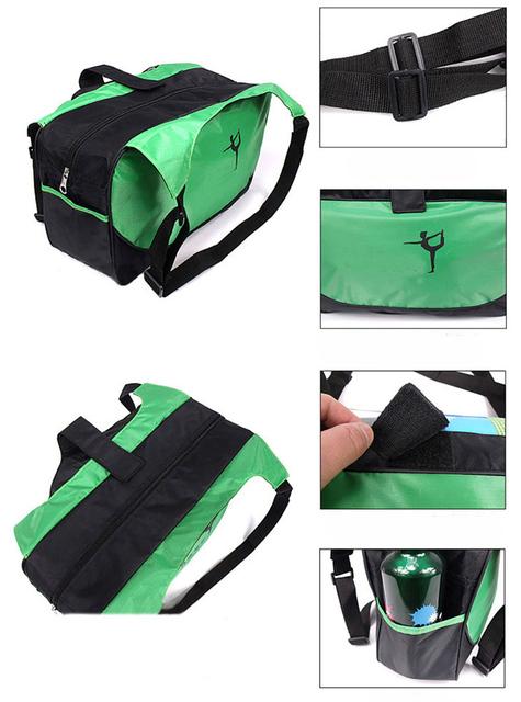 Multifunctional Waterproof Yoga Bag