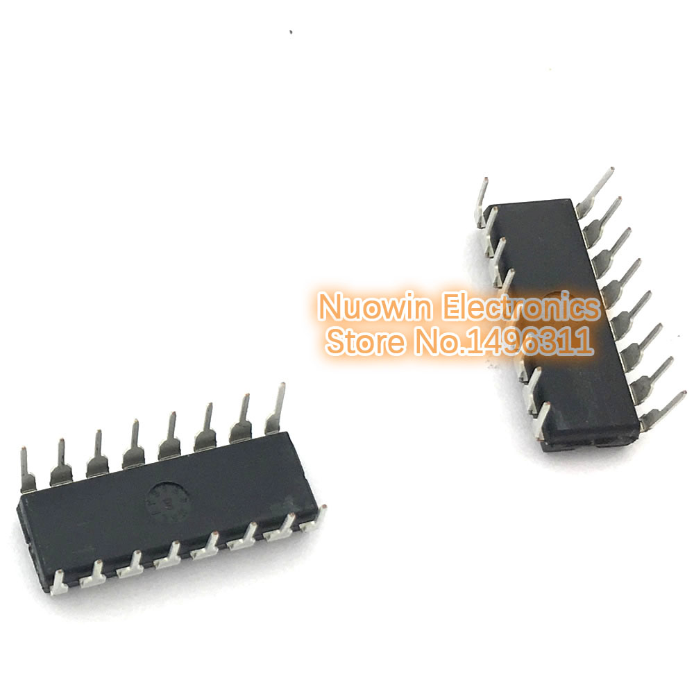 10pcs Lot Uln2003an Dip16 Uln2003a Uln2003 Uln2003apg Dip New And 1000pcs Lm358 Sop8 Integrated Circuit Operational Amplifier Ic High Voltage Current Darlington Transistor Array Uln2003ag