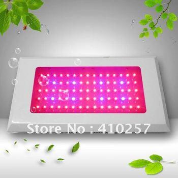 4 스펙트럼 150 w led는 75x3 w leds, 660nm/460nm를 가진 가벼운 패널을 성장한다 3 년 보장, dropshipping를 가진 램프 고품질을 성장하십시오
