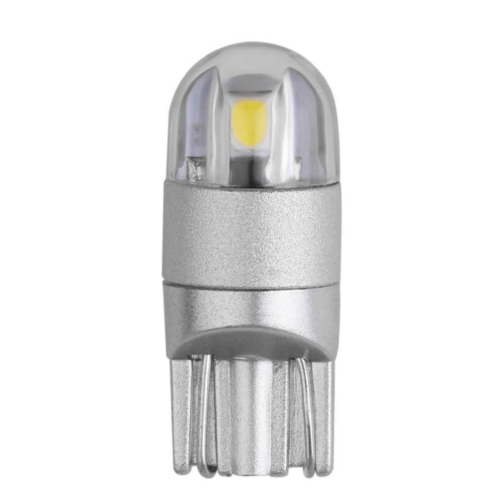 1 個の Led 車幅ランプ T10 3030 2SMD 車のドア読書ライセンスプレート信号電球カー accessries