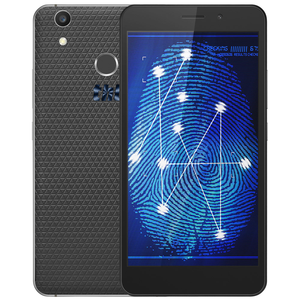 Clearance THL T9 Plus Android 6.0 5.5'' 4G Phablet MTK6737 Quad Core 1.3GHz 2GB RAM 16GB ROM Dual Cams Fingerprint Mobile Phone