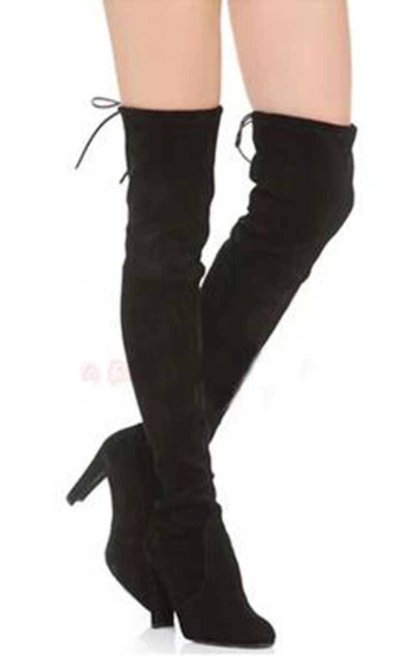 4a5b281fa botas grises tacon alto