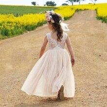Летняя одежда для девочек; Детские платья для девочек; прозрачное кружевное платье с цветочным узором и открытой спиной; вечерние платья для девочек; платья для девочек