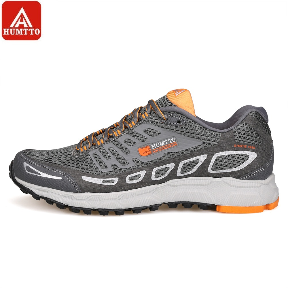 HUMTTO Men's Running Shoes Light Outdoor Footwear Athletics Shoes Cushioning Marathon Professional Breathable Sneakers humtto running shoes women light outdoor sports shoes low lace up cushioning marathon professional breathable sneakers
