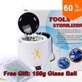 220 V-250 V de Alta Temperatura de la caja y Herramientas esterilizador cuadro de desinfección y esterilización de Uñas herramientas sin caja