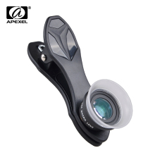 Common Macro Pictures Lenses 12-24X Tremendous Macro Lens for iPhone Cellular Cellphone Digicam Lens for Samsung Xiaomi REDMI 24XMH