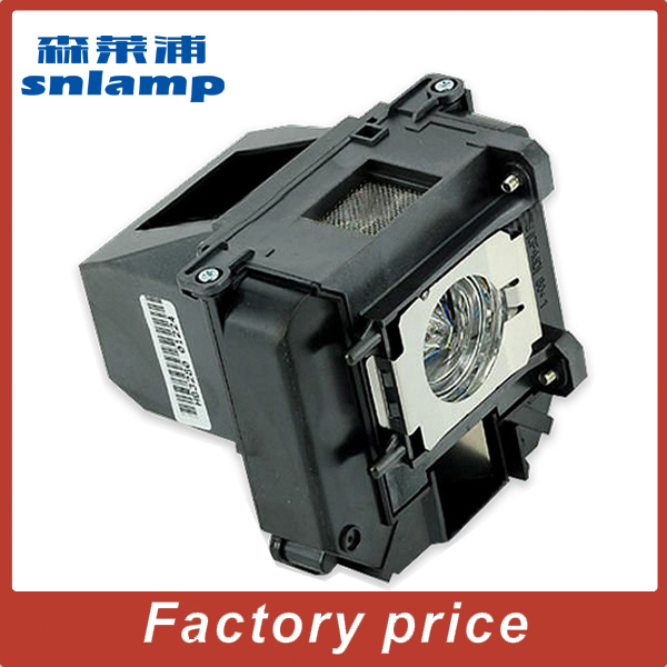 Original Projector lamp ELPLP60/V13H010C60 with holder for EB-420 EB-95 EB-C2010XH EB-900 EB-C1000X original projector lcd panel group h385 55t for eb c1010x c2040xn eb 900 c240x c30xh c30x sell by whole set