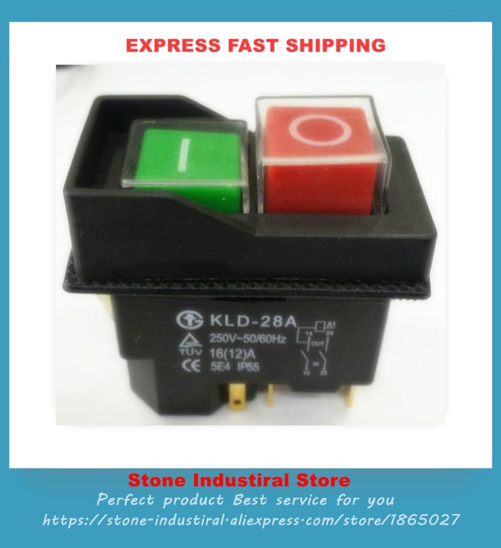 Nuovo originale KLD-28A 5 Spilli interruttore magnetico Tipo di interruttore magneticoNuovo originale KLD-28A 5 Spilli interruttore magnetico Tipo di interruttore magnetico