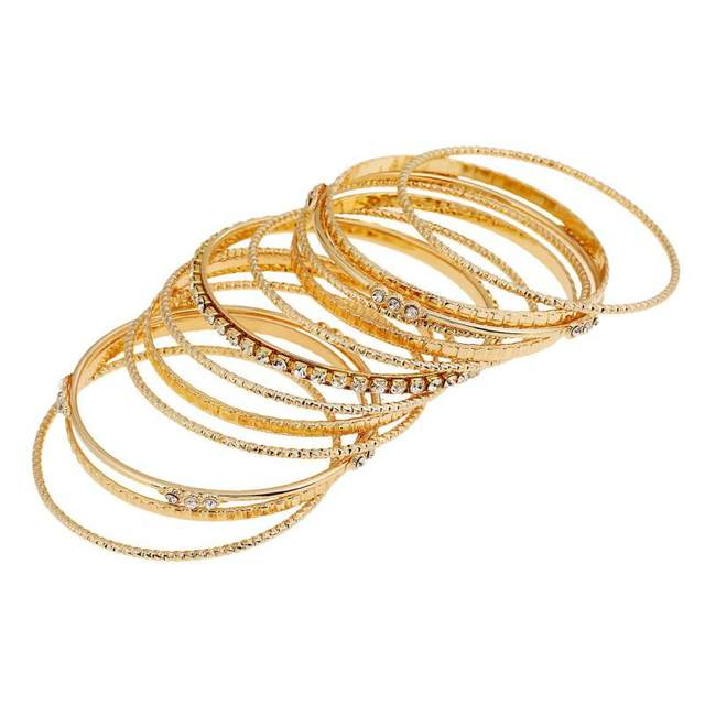 silber farbe xiacaier indischen armreif gold armbander fa 1 4 r frauen armreifen set indische schmuck armband femme groahandel geschenk 2017 farben mischen