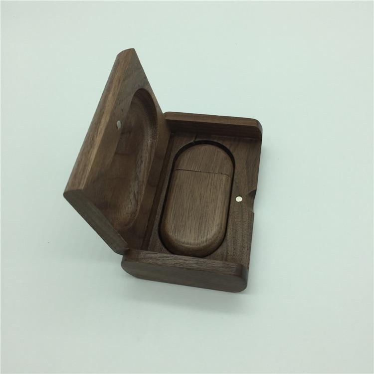 Cadeau de mariage Original en bois USB avec clé USB 8 Go 16 Go 32 - Stockage externe - Photo 4