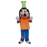 Nowy pies goofy maskotki kostium dla dorosłych fancy party dress kostium karnawał kostium darmowa wysyłka