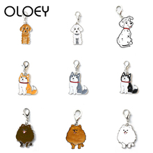 Personalized Pet Dog ID Tags Metal Engraved Paw Shape Name Collar Hanging Pendant Decoration Accessories High Quality