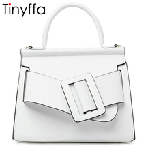 Tinyffa Luxury Handbags Women Bags Designer Genuine Leather Crossbody Shoulder Messenger Bags Handbags Women Famous Brands