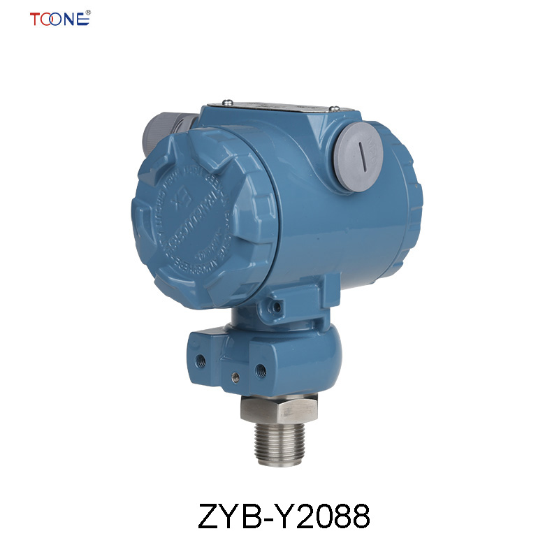 2088 intelligent digital hammer type transmitter diffusion silicon sensor 4-20ma constant pressure water supply 0 6mpa m20 1 5 4 20madc yb 131 diffusion silicon 0 2 high precision pressure transmitter pressure detection sensor