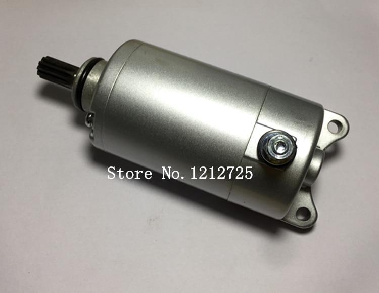 Suitable for Loncin Zongshen motorcycle CB200 Starter motor CB 200 starter 10 teeth