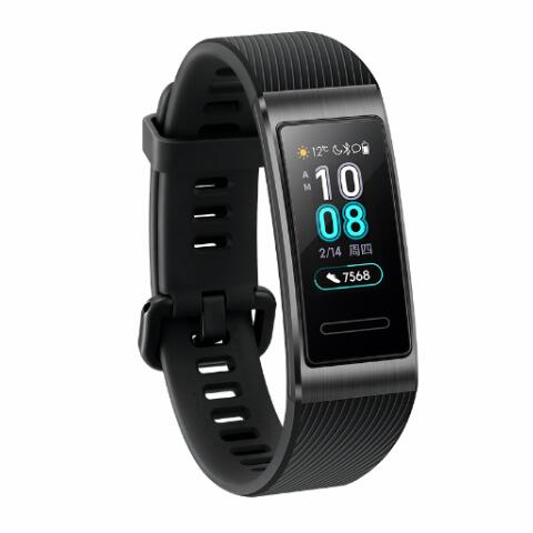 Image 2 - In Stock Original Huawei Band 3 / Pro Smartband Metal Frame Amoled Full Color Display Touchscreen Swim Heart Rate Sensor Sleep-in Smart Wristbands from Consumer Electronics