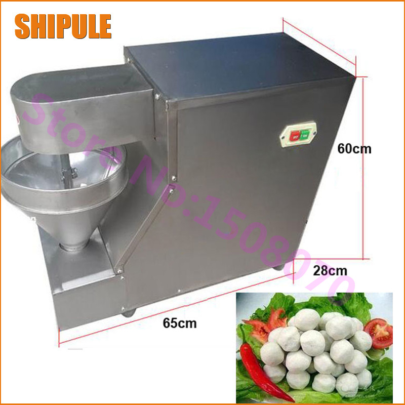 SHIPULE 2018 New products vertical small commercial meatball machine/electric meatball making forming price shipule multi function electric commercial chocolate melting tempering coating machine price