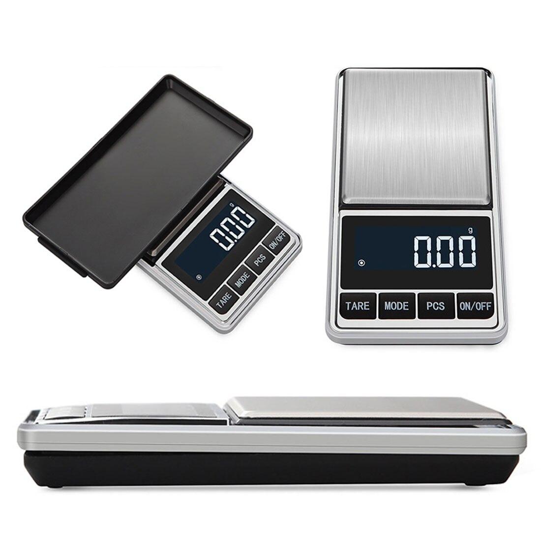 500*0,1g/100*0,01g Mini Digital Waagen Tasche Schmuck Waagen Präzision Elektronische Balance Gewicht Balanca digitale Skala