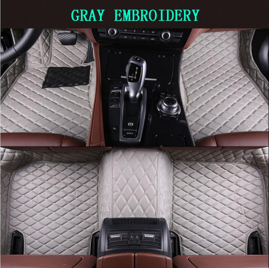 JIOYNG Auto Floor Mats For Land Rover Range Rover Sport