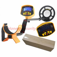 MD 3010II Metal Detector Gold Digger Treasure Hunter Ground Searching Metal Detector Nugget Finder Gold Silver