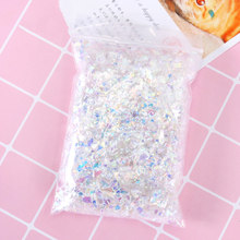 20g Sequins Filler Fluffy Polymer Slime Accessories Charms Lizun Modeling Clay DIY Nail Art Lizun Decorations Glitter Sequins(China)