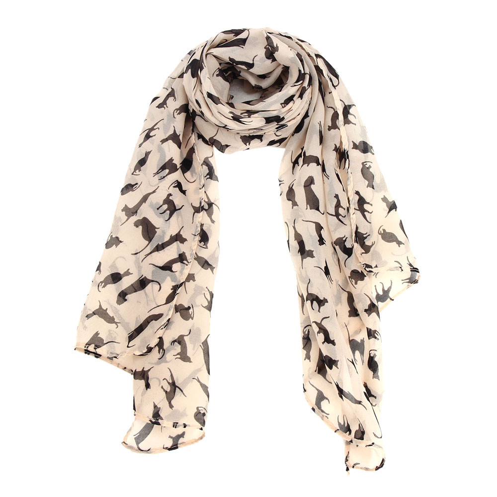 Free Ostrich   Scarf   Shawls   wraps   Soft Silk Chiffon   Scarf     Wrap   Decorated Shawls Scarve For Women Perfect Cachecol Feminino B2240