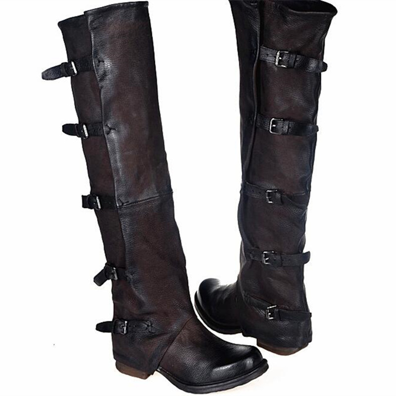 Popular Thigh High Cowboy Boots-Buy Cheap Thigh High Cowboy Boots ...