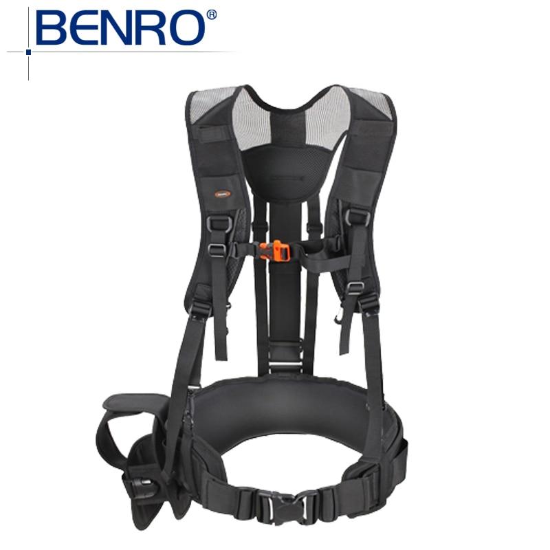 BENRO Falcon MK1 Modular Photography Combination Set SLR Reducing System Strap + Belt + Holster