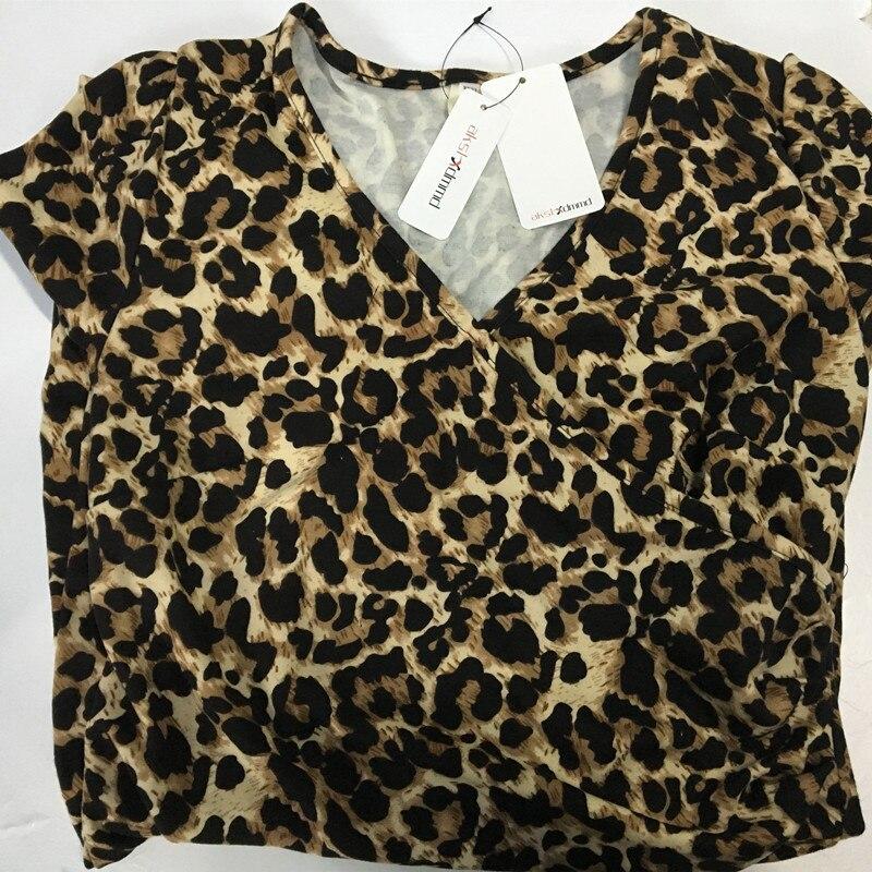 Á'Ž Neue Fr Hling Herbst Nne Temperament Frauen Kleid Langarm Ausschnitt Leopard Weibliche Paket Fte Kleider Qh A512