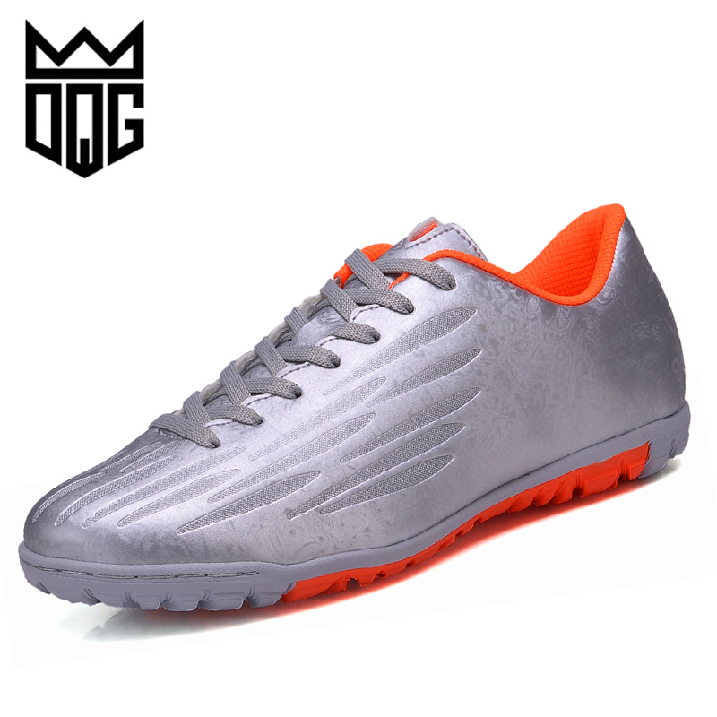 DGQ AG Men's Soccer Shoes Football Shoes Waterproof Trainers Sports Shoes Outdoor Artificial Grass Athletic Shoes Men's Sneakers