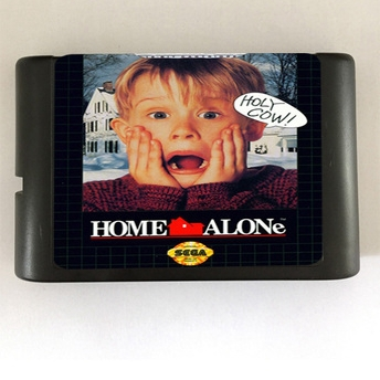 Top quality 16 bit Sega MD game Cartridge for Megadrive Genesis system — Home alone