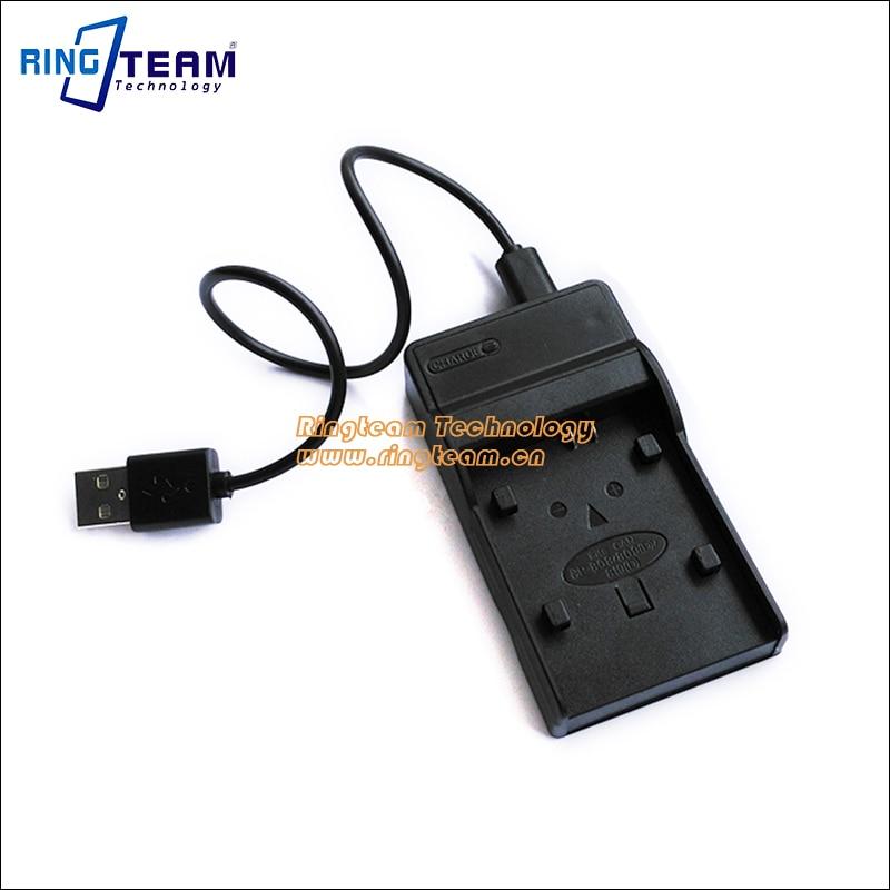 USB Charger CG-800 for BP-807 BP-808 BP-809 BP-819 BP-820 BP-827 BP-828 Camcorder Battery Fits Canon FS10 FS11 FS100 FS21 FS22