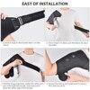 Heat Therapy Shoulder Brace Adjustable Shoulder Heating Pad for Frozen Shoulder Bursitis Tendinitis Strain Hot Cold Support Wrap 2