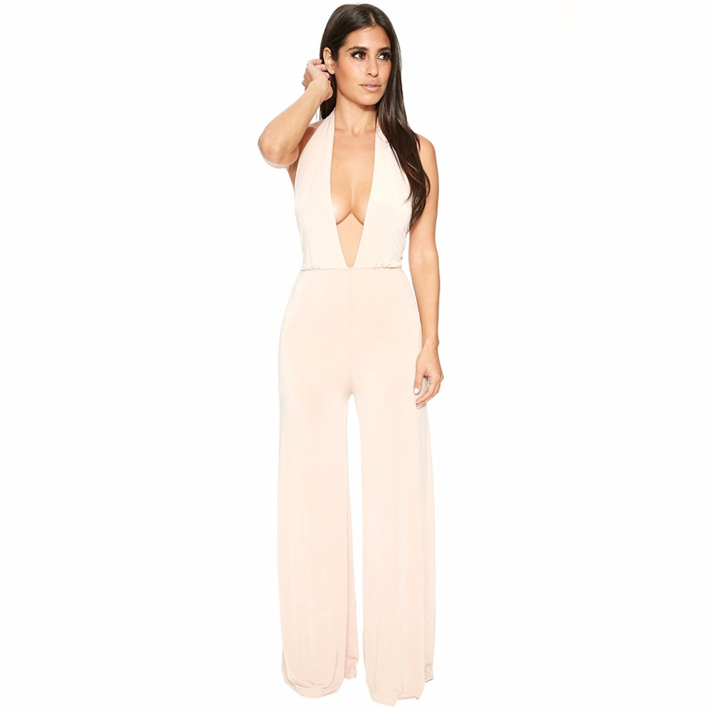 Online Get Cheap Beige Jumpsuit Women -Aliexpress.com | Alibaba Group