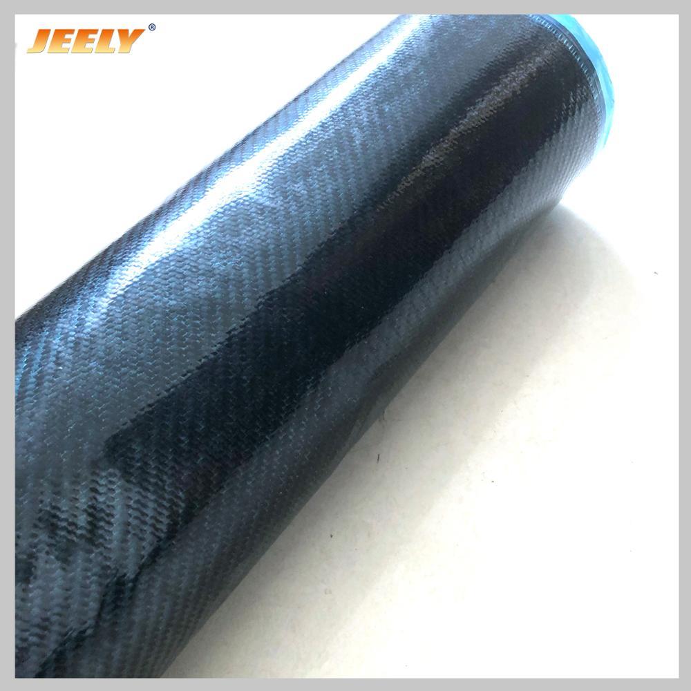 Image 3 - Jeely Plain/Twill Epoxy Coating 3K 200gsm 42% Prepreg carbon fiber fabric for sale 20m2/rollfabric draperiesfabric bathfiber spliter -