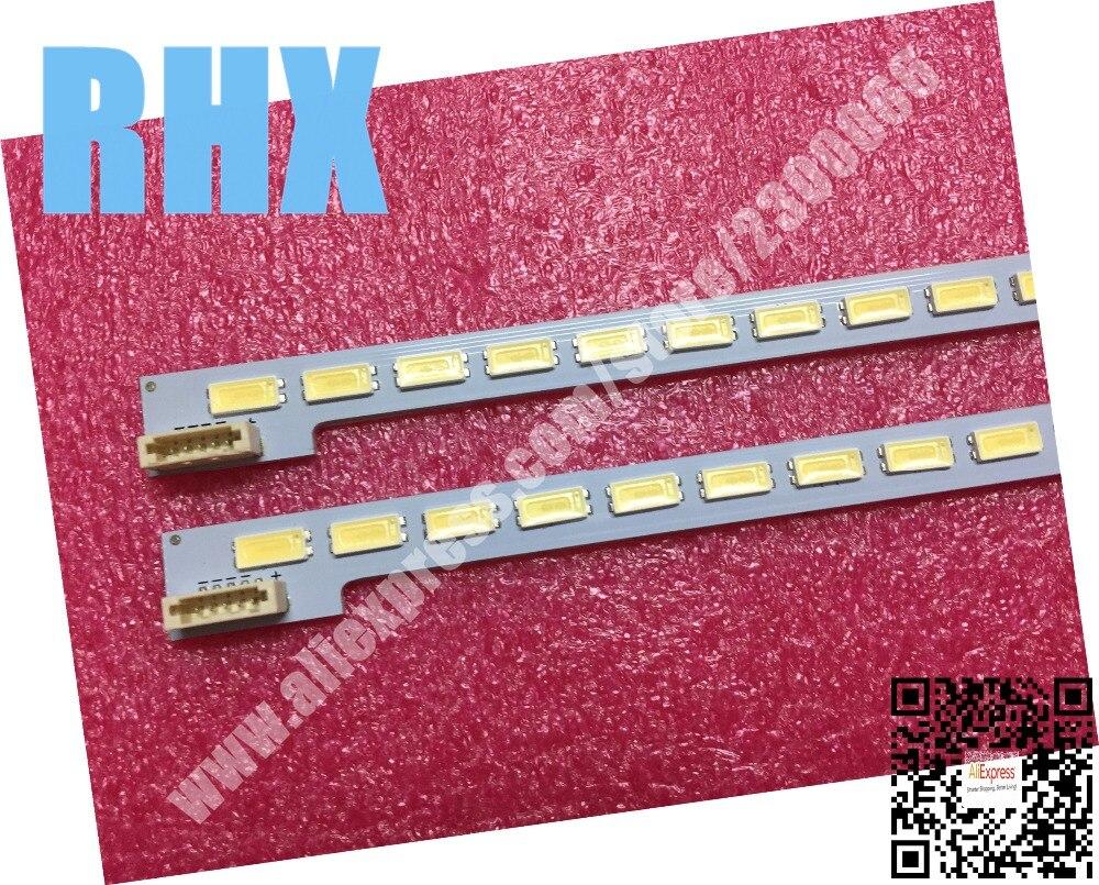 Für ersetzen LCD TV Led-hintergrundbeleuchtung LTA460HQ18 SSL460-3E1C LJ64-03471A 2012SGS46 7030L 64 REV1.0 1 stück = 64LED 570 MM ist new100 %