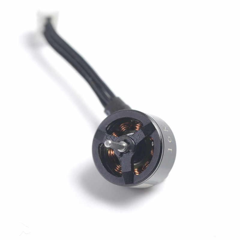 1/2/4 PCS Racerstar & MAMBA 08028 12000KV 2S 16000KV 1S Motor Brushless 1.0 milímetros eixo & SH1.25 3PIN RC Peças de Motor Para RC Zangão