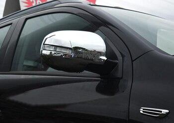 Voor Mitsubishi ASX RVR Outlander Sport 2016 2017 2018 Chroom Achteruitkijkspiegels Met Verlichting Cover Trim Auto Styling