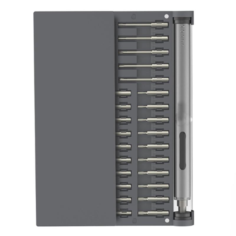 1 P Pro Mini tournevis de batterie électrique sans fil pour téléphone Xbox Rc jouets caméra outil de réparation précis 1/8 pouces Bits