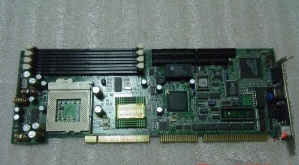 IPC Carte Mère ROCKY-3702EV-R4 avec CPU mémoire ventilateur avec carte réseau